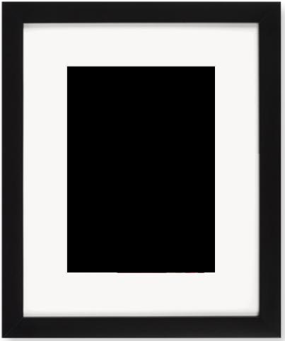 """Print Size = 5x7"""" (13x18cm) {3:4} --- Frame Size =  8x10"""" (20x25cm) {4:5}"""