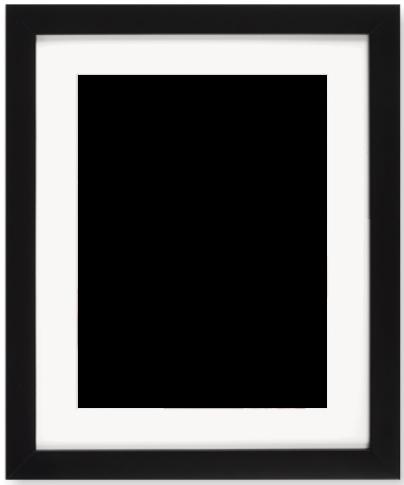 """Print Size = 6x8"""" (15x20cm) {3:4} --- Frame Size =  8x10"""" (20x25cm) {4:5}"""