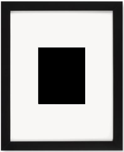 """Print Size = 5x8"""" (13x20cm) {2:3} --- Frame Size =  11x14"""" (28x36cm) {4:5}"""
