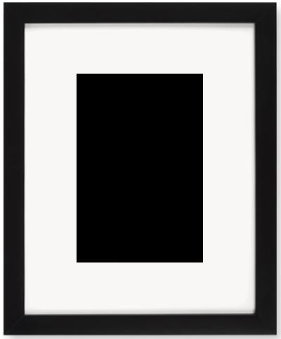 """Print Size = 6x9"""" (15x23cm) {2:3} --- Frame Size =  8x10"""" (20x25cm) {4:5}"""