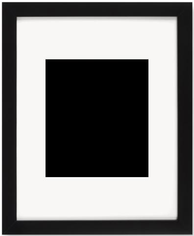 """Print Size = 7x8"""" (18x20cm) {4:5} --- Frame Size =  11x14"""" (28x36cm) {4:5}"""