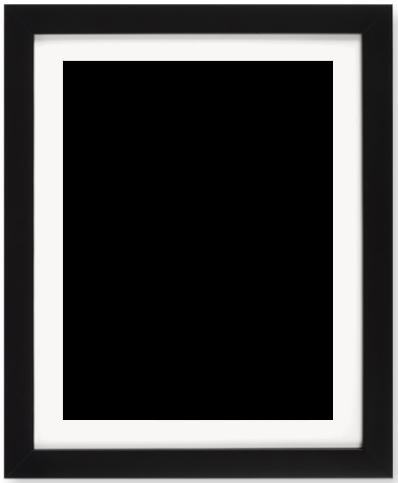 """Print Size = 9x12"""" (23x30cm) {4:5} --- Frame Size =  11x14"""" (28x36cm) {4:5}"""