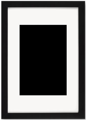 """Print Size = 8x12"""" (20x30cm) {2:3} --- Frame Size =  8x10"""" (30x45cm) {2:3}"""