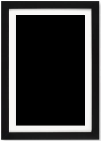 """Print Size = 10x16"""" (25x41cm) {2:3} --- Frame Size =  8x10"""" (30x45cm) {2:3}"""