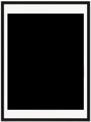 """Print Size = 20x25"""" (50x63cm) {4:5} --- Frame Size =  22x30"""" (55x76cm) {4:5}"""