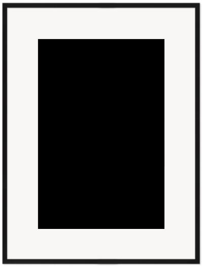 """Print Size = 20x30"""" (51x76cm) {2:3} --- Frame Size =  30x40"""" (76x102cm) {3:4}"""