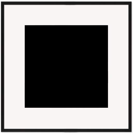 """Print Size = 20x20"""" (50x50cm) {1:1} --- Frame Size =  30x30"""" (76x76cm) {1:1}"""