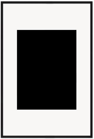 """Print Size = 27x26"""" (68x91cm) {3:4} --- Frame Size =  40x60"""" (102x152cm) {2:3}"""
