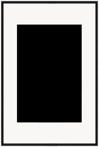 """Print Size = 28x42"""" (71x107cm) {2:3} --- Frame Size =  40x60"""" (102x152cm) {3:4}"""